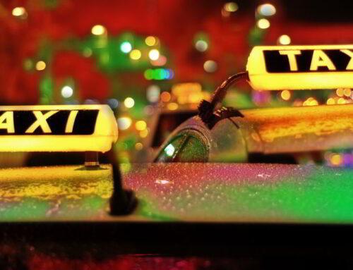 Taxifahrergeschichten (Teil 1)