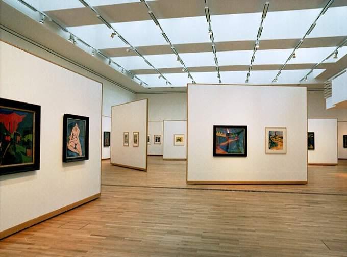 Buchheim Museum - Ausstellungsräume